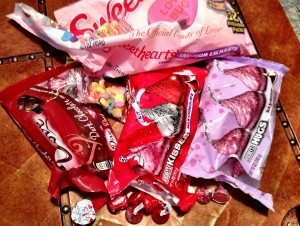 Assorted Valentine's Candy